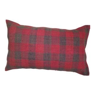 Vintage Turkish Textile Pillow