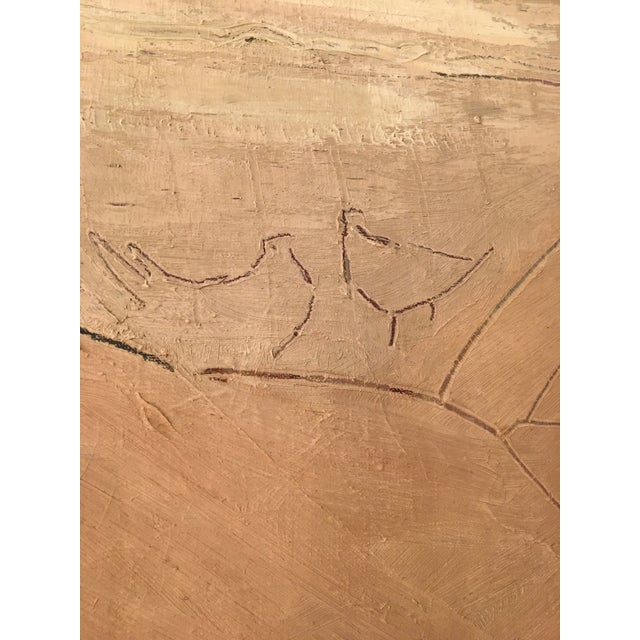 """""""Nude in Landscape"""" by Wallace Putnam For Sale In Charleston - Image 6 of 7"""