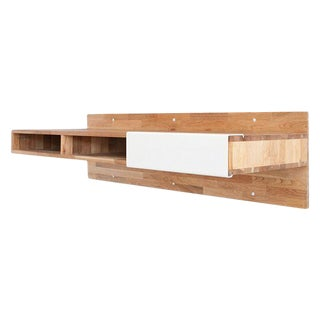 Brand new modern wall mounted desk For Sale