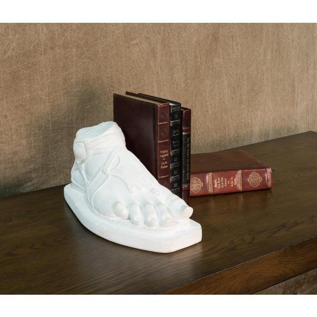 Sarreid Ltd Plaster Spartan Foot Model - Image 7 of 7