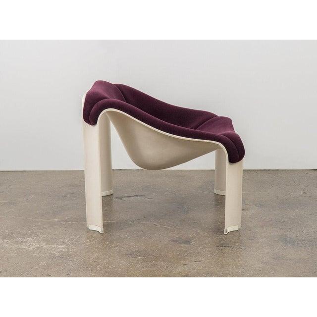 Pierre Paulin Pierre Paulin F300 Lounge Chair For Sale - Image 4 of 11