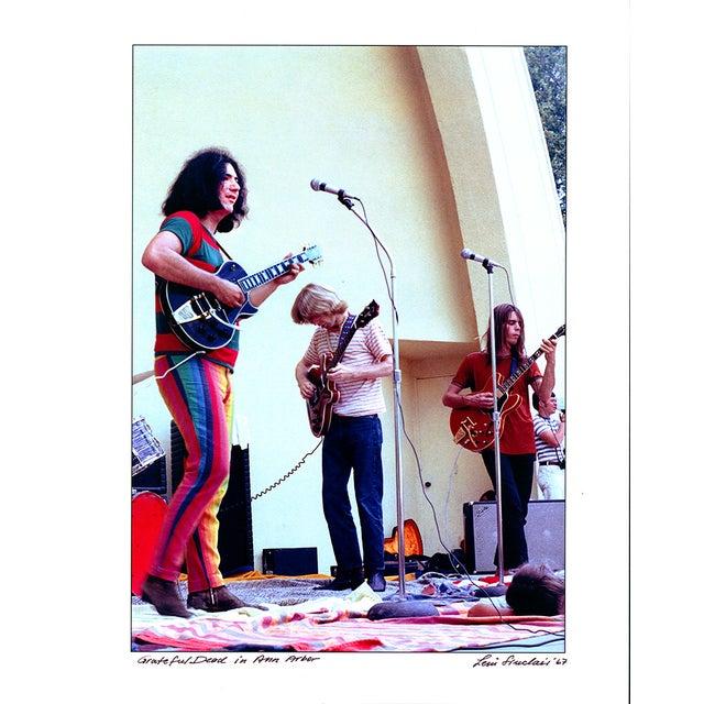 Original Jerry Garcia Grateful Dead Photograph - Image 1 of 2