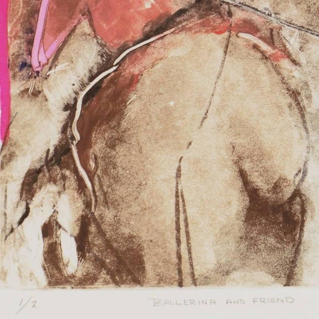 Edinah Lincoln-Jewett Mythic Figural For Sale - Image 6 of 9