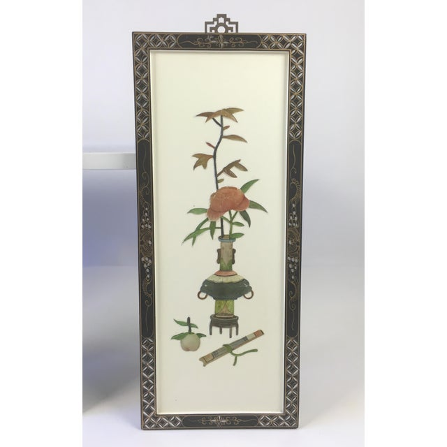 1950's Japanese Sculptural Wall Hangings - 4 - Image 5 of 9