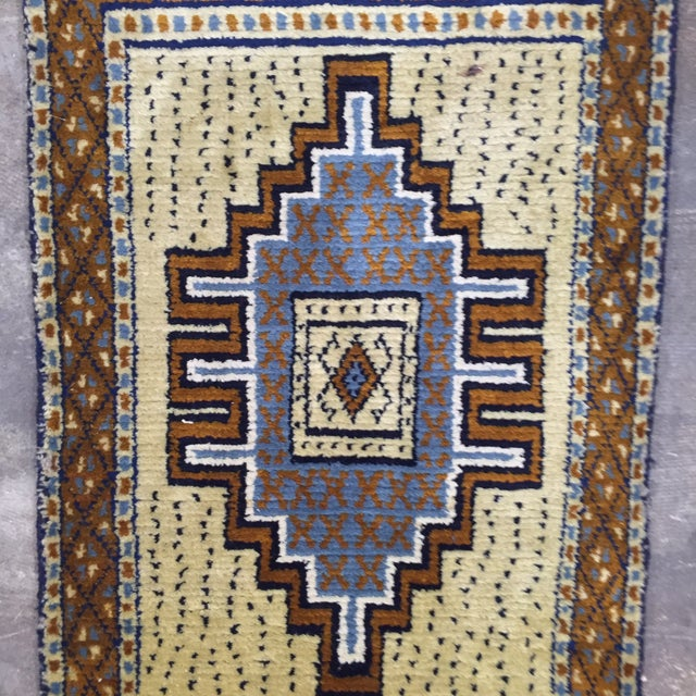Turkaman Persian Rug - 1′8″ × 2′5″ - Image 3 of 8