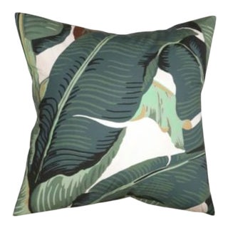 Hinson for the House of Scalamandre Hinson Palm Pillow