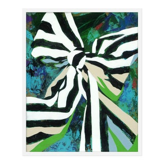 "Medium ""That 70s Bow"" Print by Angela Chrusciaki Blehm, 25"" X 31"" For Sale"