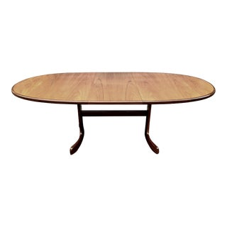 Teak Oval Dining Table by Victor Bramwell Wilkins for G Plan