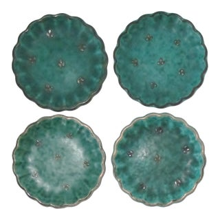 Gustavsberg Argenta Small Plates, Set of 4 For Sale
