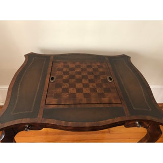 Drexel Heritage Game Table Preview