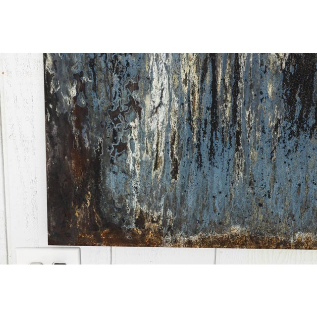 Industrial Steel Art Panel For Sale In New York - Image 6 of 11