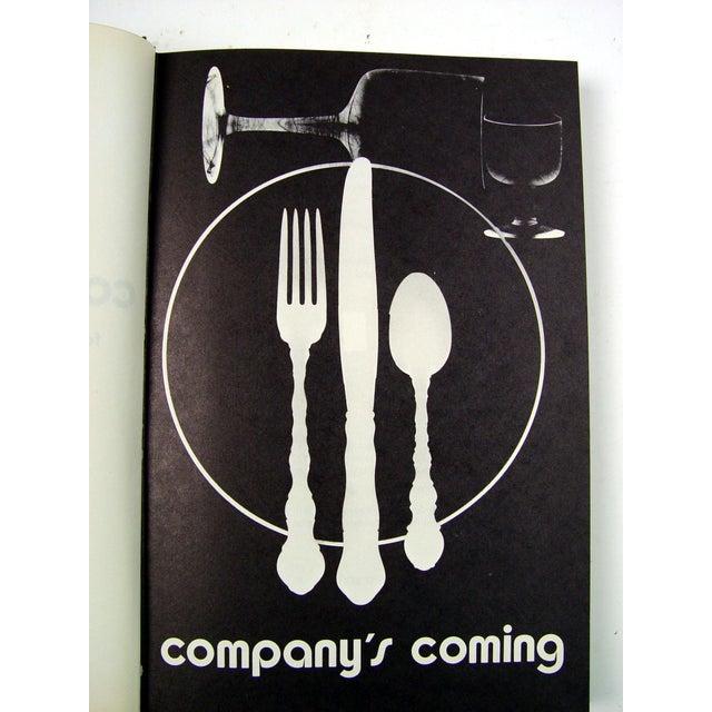 Company's Coming Kansas City Jr League Cook Book - Image 3 of 9