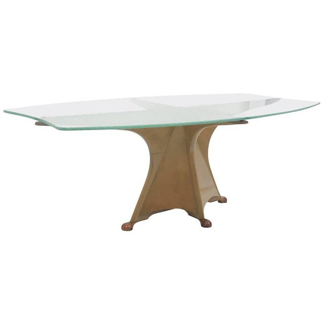 Oscar Tusquets Blanca Alada Dining Table For Sale - Image 9 of 9