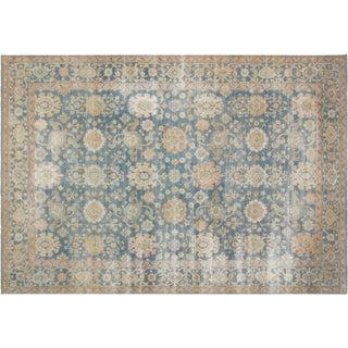 "Nalbandian - 1940s Persian Tabriz Carpet - 6'10"" X 9'11"" For Sale"