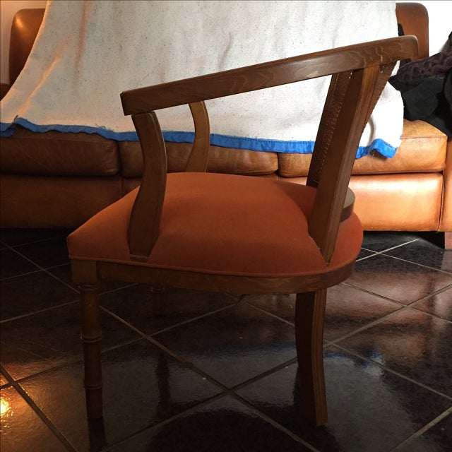 1960's Vintage Barrel Chairs - A Pair - Image 6 of 11