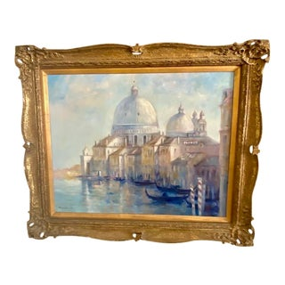 French Impressionist School Period Painting After Monet For Sale