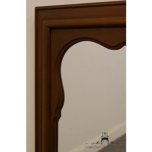 Late 20th Century Late 20th Century Vintage Kindel Grand Rapids Dresser / Wall Mirror For Sale - Image 5 of 11