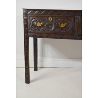 18th-Century Georgian Oak Dresser Preview
