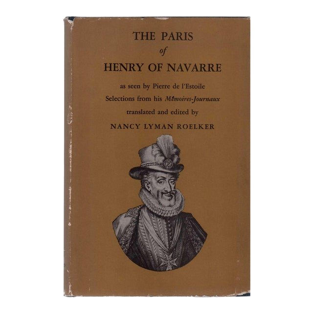 1950s The Paris of Henry of Navarre For Sale