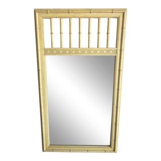 Shangri La Vintage Asian Style Mirror For Sale