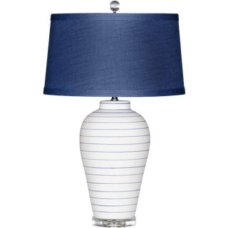 Bradburn Striped Lamps For Sale