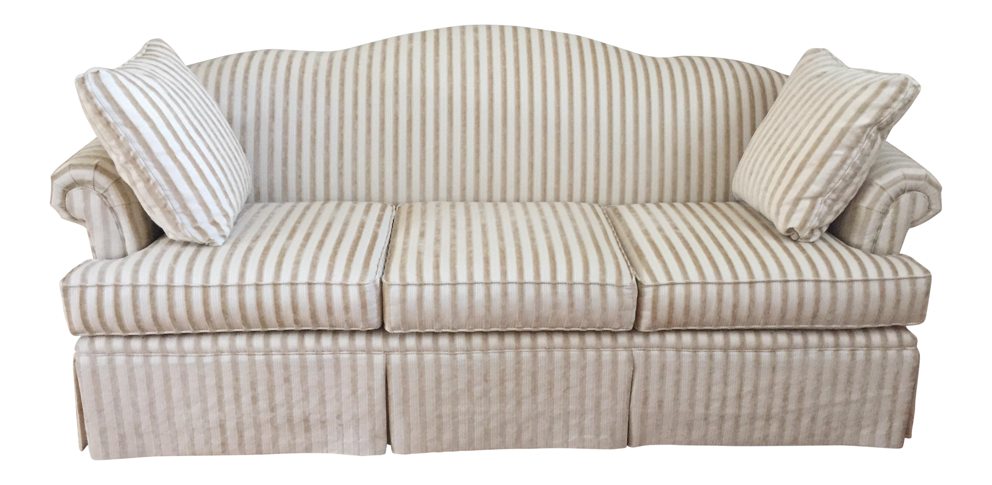 Pennsylvania House Cream Sofa
