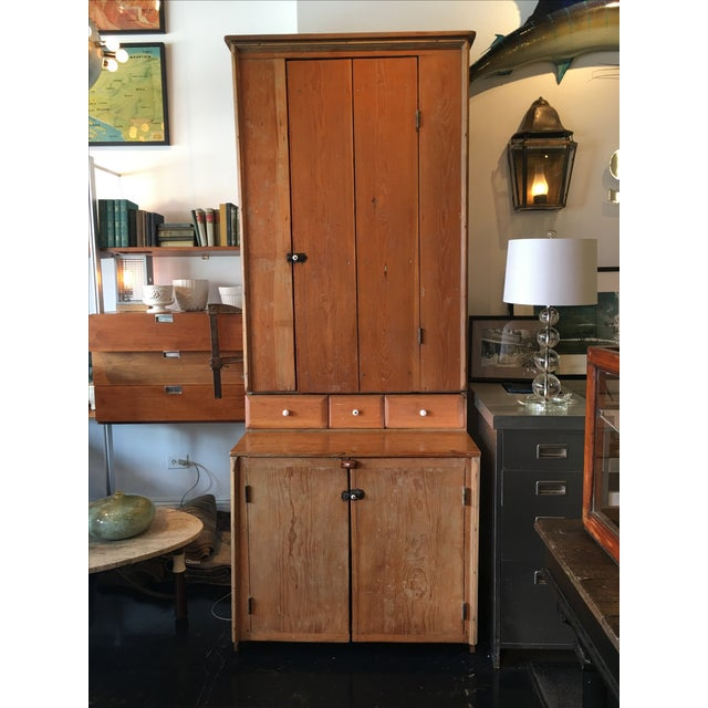 White Pine Cabinet - Image 2 of 7