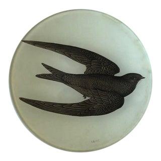 John Derian Decoupage Plate