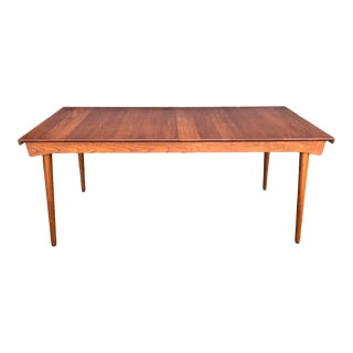 Vintage Teak Dining Table by Finn Juhl for France and Son For Sale