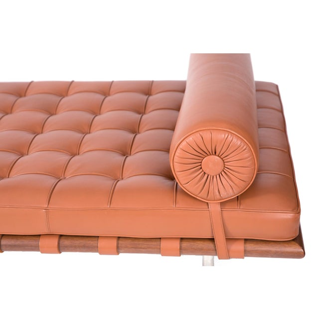 Knoll 1980s Mies Van Der Rohe Knoll Barcelona Daybed For Sale - Image 4 of 6