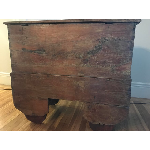 Antique Indonesian Gerobok Chest For Sale - Image 10 of 11