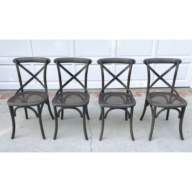 Restoration Hardware Madeleine Side Chairs - Set of 4 - Image 6 of 6