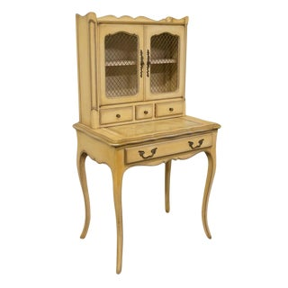 20th Century Country Secretary Desk