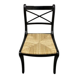 William Sonoma Madeline Side Chair For Sale