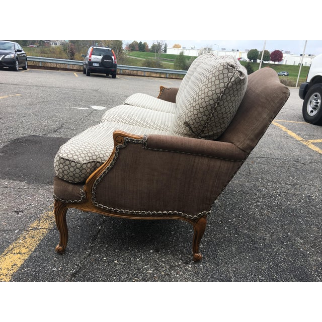 Baker Furniture French Country Sofa - Image 3 of 10