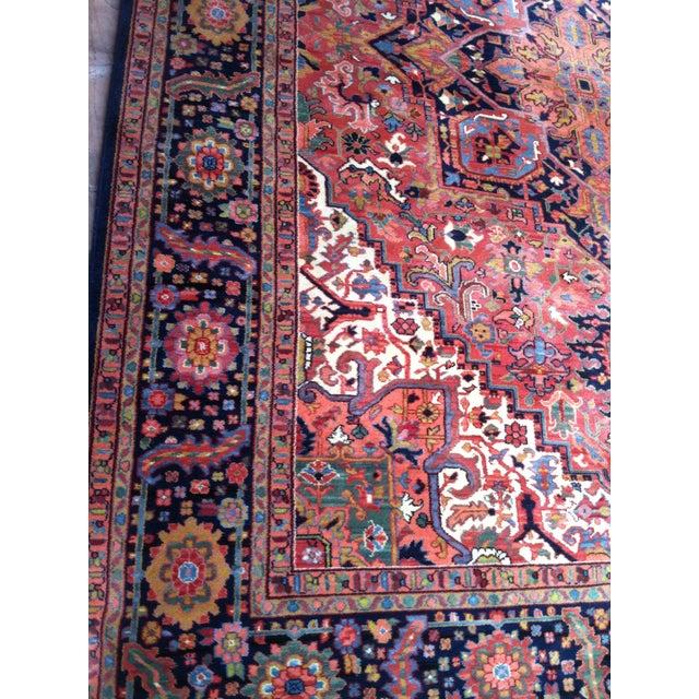 """Oriental Persian Wool Rug - 8'8"""" X 12' - Image 5 of 10"""