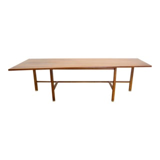 Edward J. Wormley Trapezoid Coffee Table