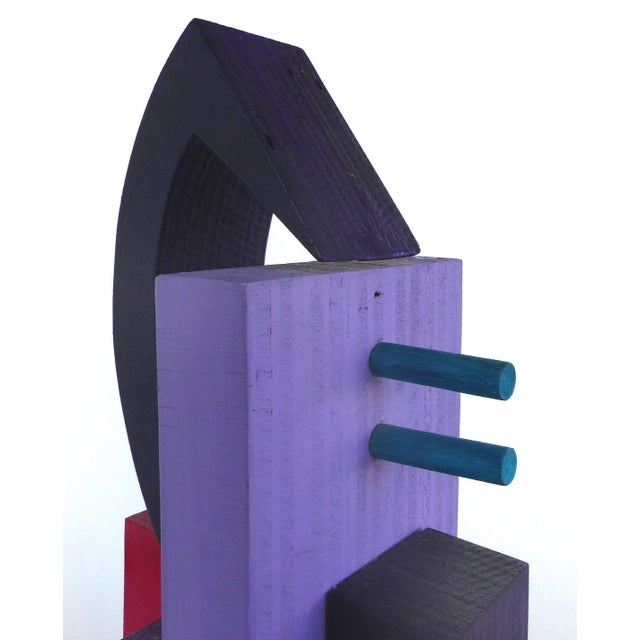 Modern Wendy Vanderbilt Lehman Assemblage Sculpture For Sale - Image 3 of 11