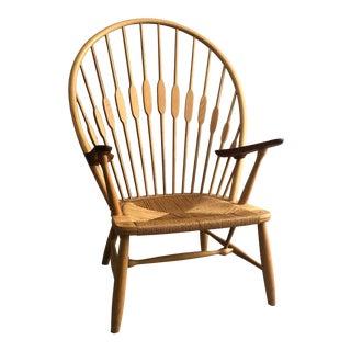 Hans Wegner Peacock Chair For Sale