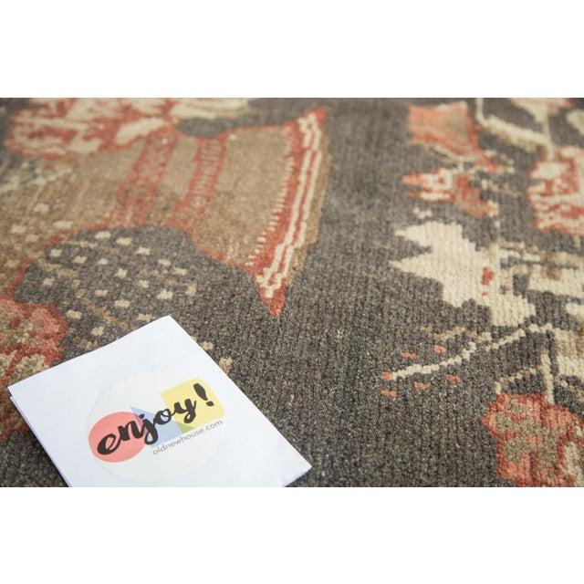 """Cottage Vintage Oushak Rug Runner - 2'9"""" x 8'3"""" For Sale - Image 3 of 8"""