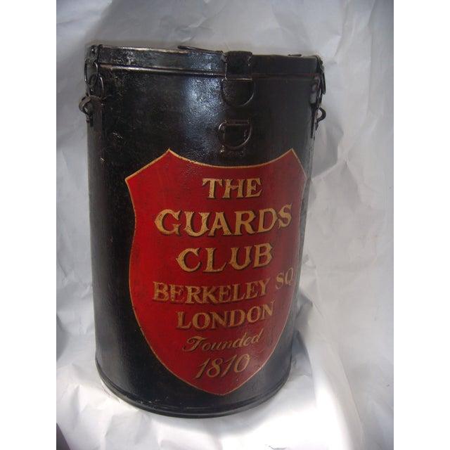 English Painted Metal Ballot Box - Image 2 of 10