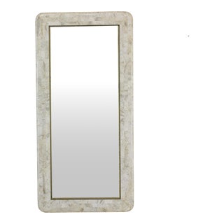 Mastercraft Mirror, Tessellated Stone Wall Mirror For Sale
