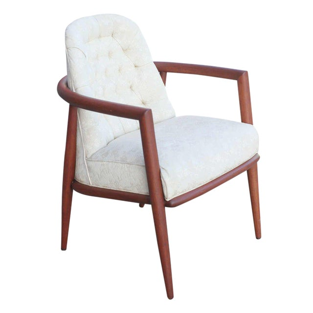 T.H. Robsjohn-Gibbings for Widdicomb Armchair For Sale