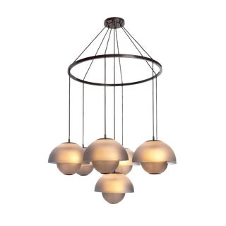 The Gilles Chandelier by Studio Van Den Akker For Sale