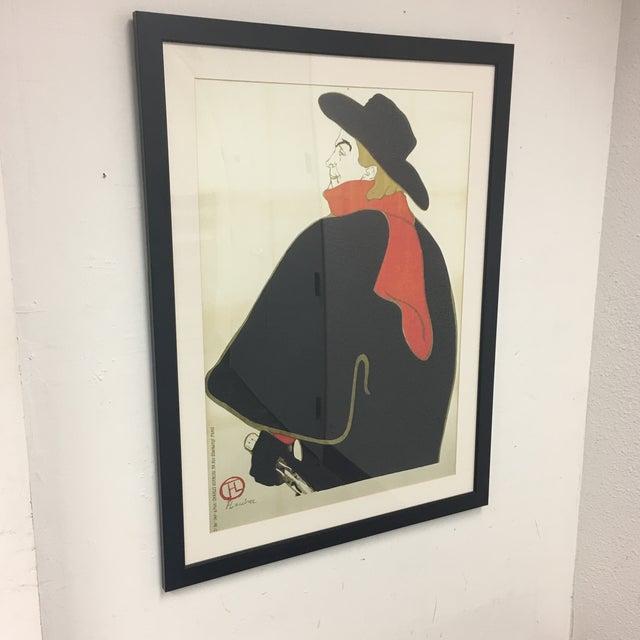 Art.Com Framed Toulouse Lautrec Print - Image 3 of 6