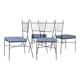 Mid Century Paul McCobb for Arbuck Pavilion Collection Dining Chairs - Set of 4 For Sale