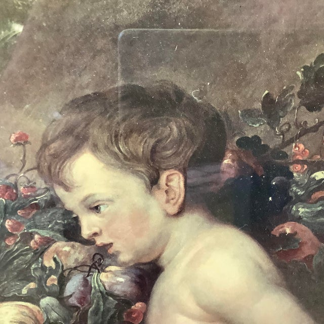 Late 19th Century 19th Century Garland of Fruit Print by Peter Paul Rubens For Sale - Image 5 of 8