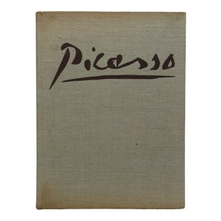 "1971 ""Picasso at 90"" the Late Work Coffee Table Display Book For Sale"