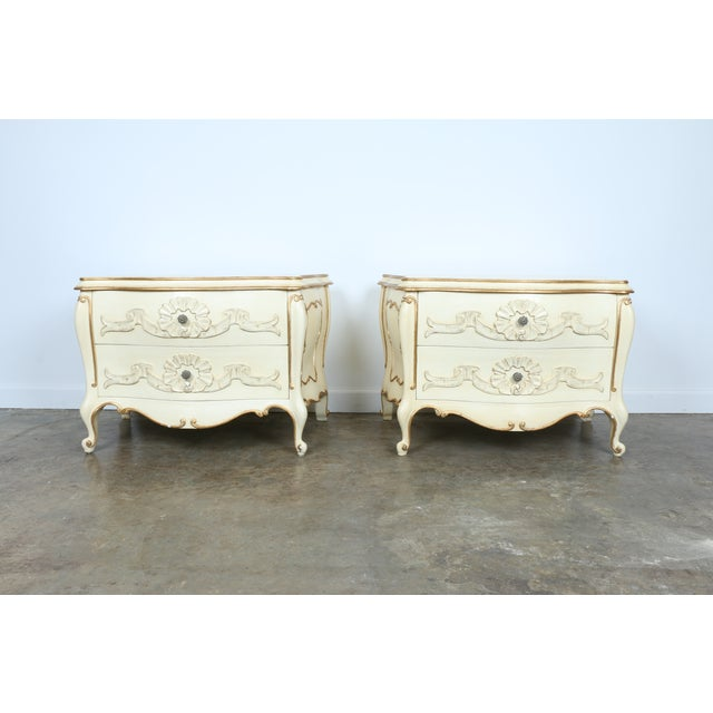 French Chest of Drawers - Pair - Image 5 of 11