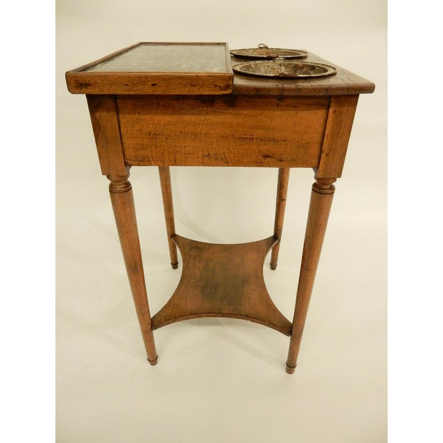 19th Century French Provincial Rafraichissoir For Sale - Image 5 of 8